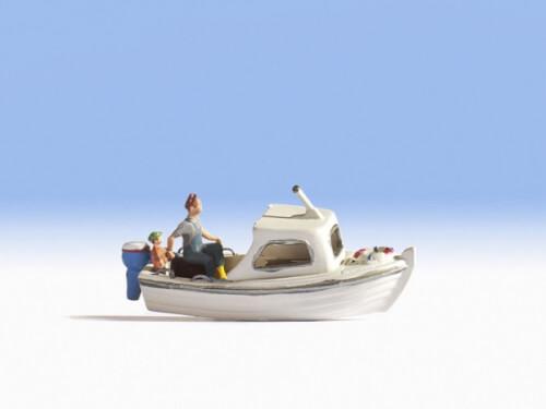 N Fischerboot