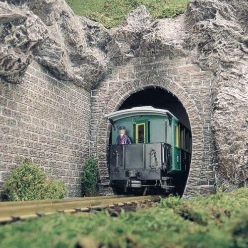 I/G 2 Tunnelportale