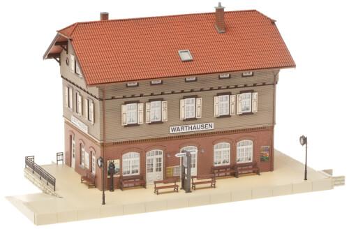 H0 Bahnhof Warthausen