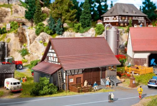 H0 Kleines Bauernhaus