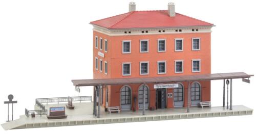 H0 Bayerischer Bahnhof Weisenbach