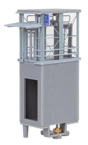 H0 Moderner Aufzug mit Antrieb