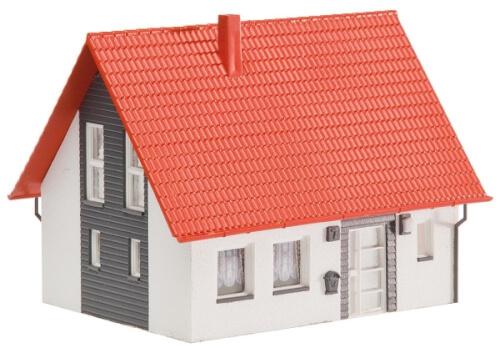 H0 Einfamilienhaus, grau