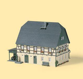 H0 Großes Bauernhaus