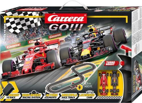 CARRERA GO!!! - Race to Win