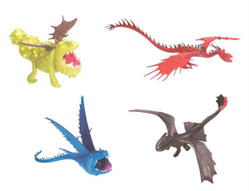 Spin Master Drachenzähmen leicht gemacht Dreamworks Dragons Battle Dragons