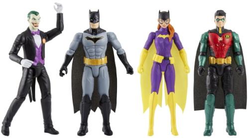 Mattel Fvm69 Dc Batman Basis Figuren 30 Cm Sortiment Fvm69
