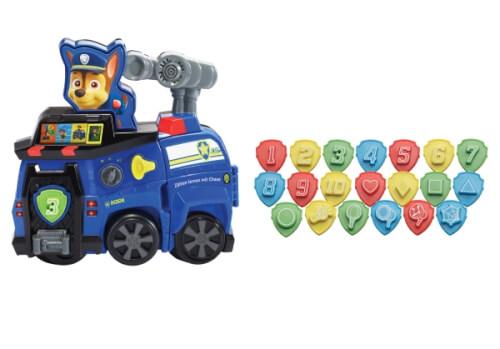 Film- & TV-Spielzeug Paw Patrol Zählen Lernen mit Chase von vtech