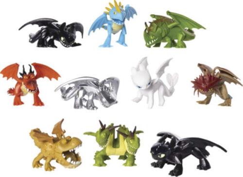 AMIGO 16705 Spin Master Drachenzähmen leicht gemacht Movie Line Mystery Dragons