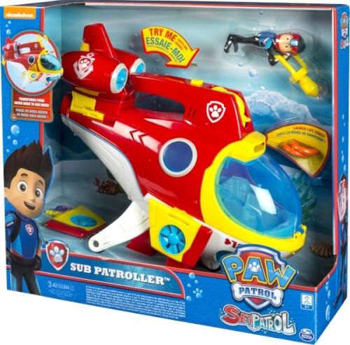 PAW Patrol Sub Patroller | Paw patrol, Paw patrol spielzeug