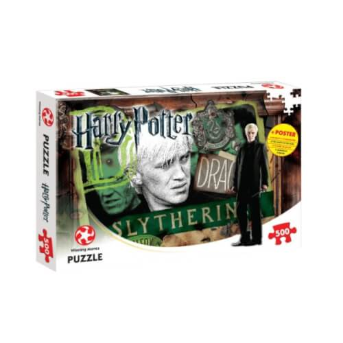 Winning Moves Puzzle: Puzzle Harry Potter Slytherin (500 T.)