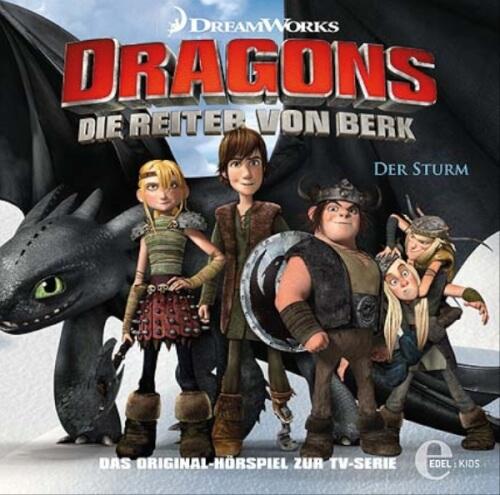 Cd Dragons 2 Der Sturm 5095272 Jetzt Kaufen Online Vor Ort