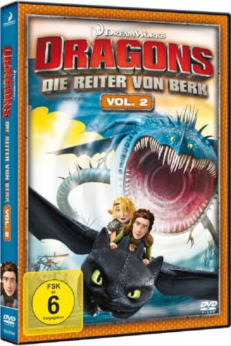 DV Dragons-Reiter v Berk 2 156204 ▷ jetzt kaufen - online
