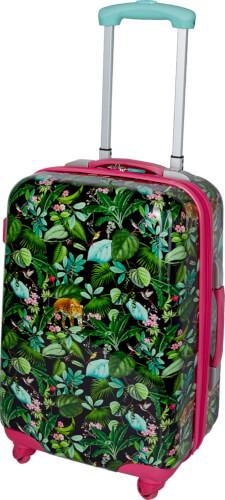 Hartschalentrolley I love my Jungle Garden