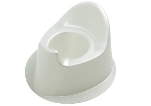 RothoTOP Kindertopf, perlweiß creme