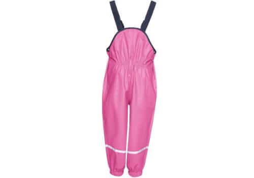 Playshoes Regenlatzhose, pink, Gr. 74