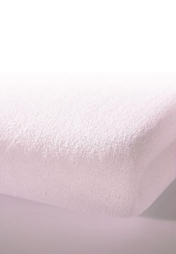ALVI Spannlaken Trikot rosa ca. 70x140 cm, Jersey