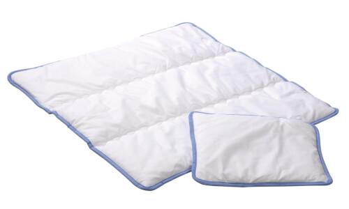 Alvi Bettset mit Decke und Kissen