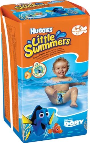 HUGGIES Schwimmwindeln 11er Pack, Gr. 5/6