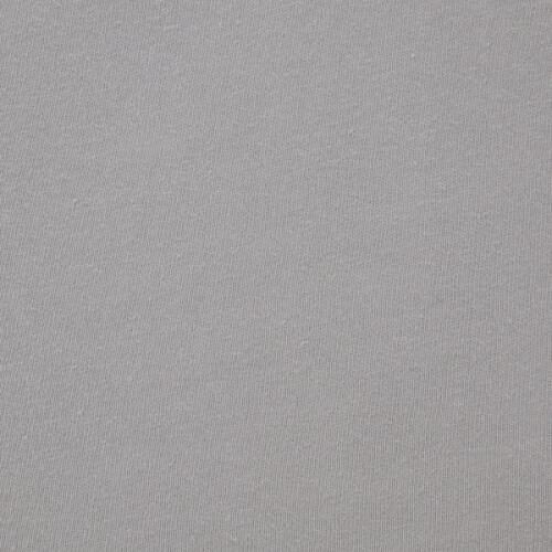 ALVI Spannlaken Trikot grau, ca. 40x90 cm