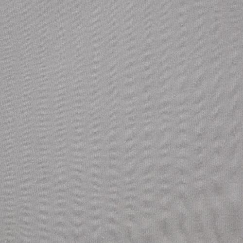 ALVI Spannlaken Trikot grau ca. 70 x 140 cm