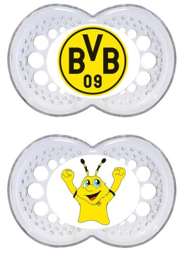 MAM Dortmund Silikon Schnuller 16+ Monate