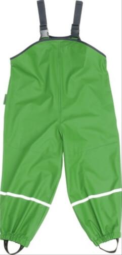 Playshoes Regenlatzhose, grün, Gr. 104