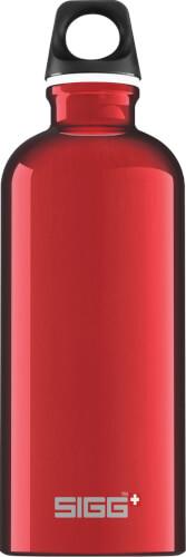 SIGG Traveller Red 0,6 Liter Trinkflasche