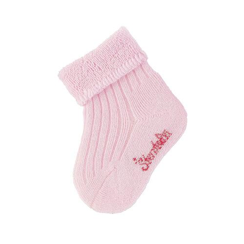 Sterntaler Baby-Söckchen uni rosa Gr.16