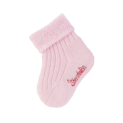Sterntaler Baby-Söckchen uni rosa Gr.18