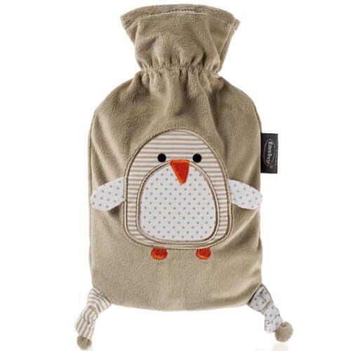 Fashy Wärmflasche Pinguin 0,8 l