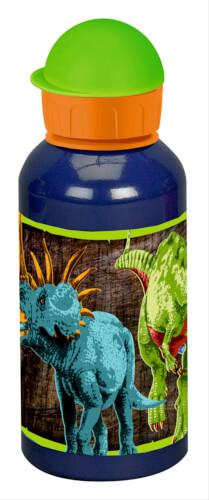 Alu-Trinkflasche T-Rex World (0,4 l)