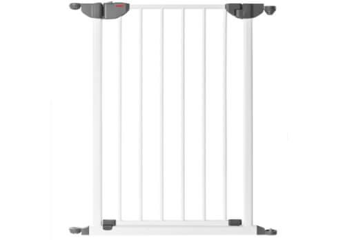 reer 46701 Tür- und Treppenschutzklemmgitter MyGate, Türelement aus Metall