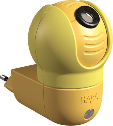 HABA - Steckdosenlicht Traumwichtel, gelb