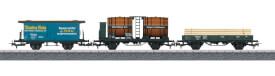 Märklin 44140 H0 Güterwagen-Set K.W.St.E.