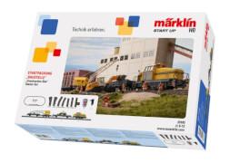 Märklin 29183 H0 Startpackung Baustelle