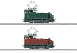 Märklin 36332 Doppelpackung Ee 3/3 ''Halbschuh''SBB
