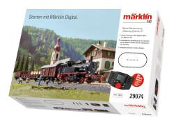 Märklin 29074 H0 Digital-Startpackung m.BR 74