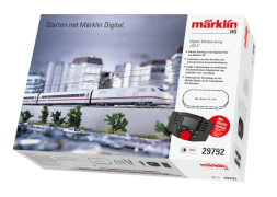 Märklin 29792 H0 Digital-Startpackung #ICE 2. 230 Volt