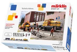 Märklin 29184 Märklin Startpackung Baustelle