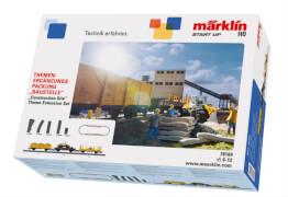 Märklin 78184 H0 Märklin Start up - Themen-Ergänzungspackung Baustelle