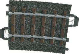 Märklin 24107 H0-Gleis geb.r360 mm,7,5 Gr.