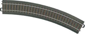 Märklin 24230 H0-Gleis geb.r437,5 mm,30 Gr.