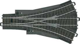 Märklin 24630 H0-Dreiwegweiche 188,3 mm