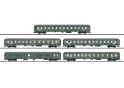 Märklin 42918 H0 Schnellzugwagen-Set DB