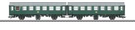 Märklin 43183 H0 Umbauwagenpaar 2.Kl.DB