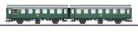Märklin 43184 H0 Umbauwagenpaar 2.Kl.DB