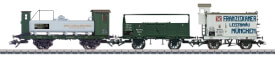 Märklin 46066 H0 Güterwagen-Set K.Bay.Sts.B
