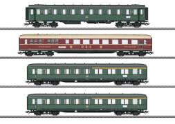 Märklin 43279 H0 Personenwagen-Set DB