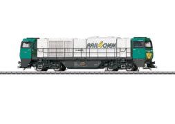 Märklin 37216 H0 Schwere Diesellok G 2000 Rail4Chem NL